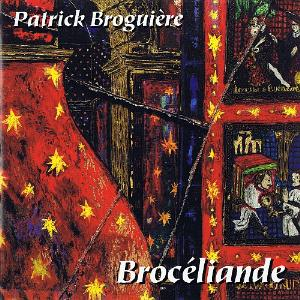 Brocéliande by BROGUIERE, PATRICK album cover