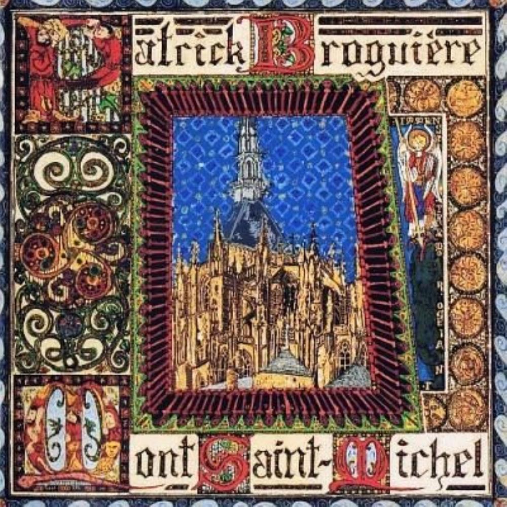 Mont Saint-Michel by BROGUIÈRE, PATRICK album cover