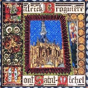Patrick Broguiere - Mont Saint-Michel CD (album) cover