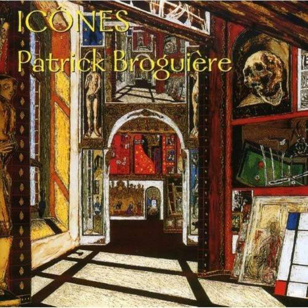 Icônes by BROGUIÈRE, PATRICK album cover