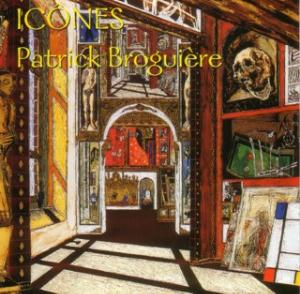 Ic�nes by BROGUIERE, PATRICK album cover