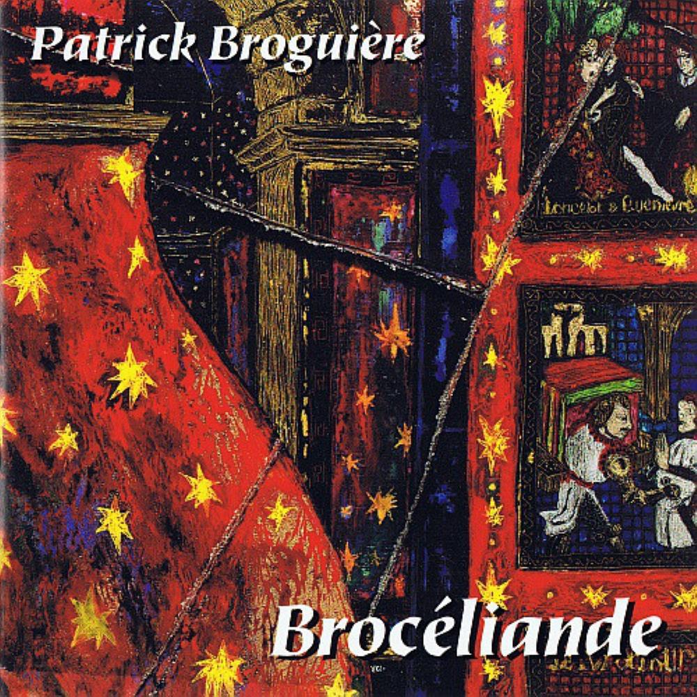 Brocéliande by BROGUIÈRE, PATRICK album cover