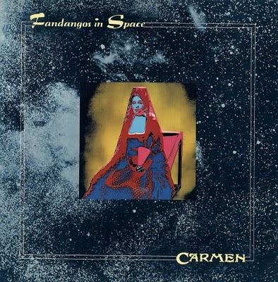 Carmen - Fandangos In Space CD (album) cover