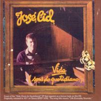 José Cid Vida (Sons do Quotidiano) album cover