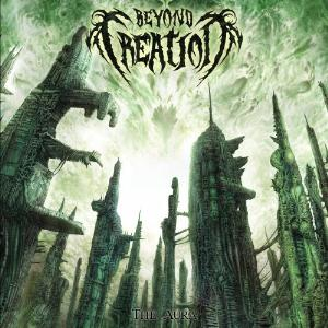 Beyond Creation - The Aura CD (album) cover