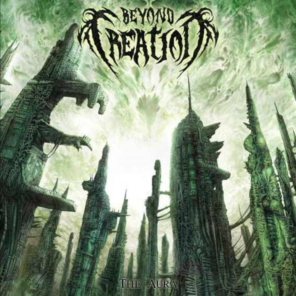 Beyond Creation The Aura album cover
