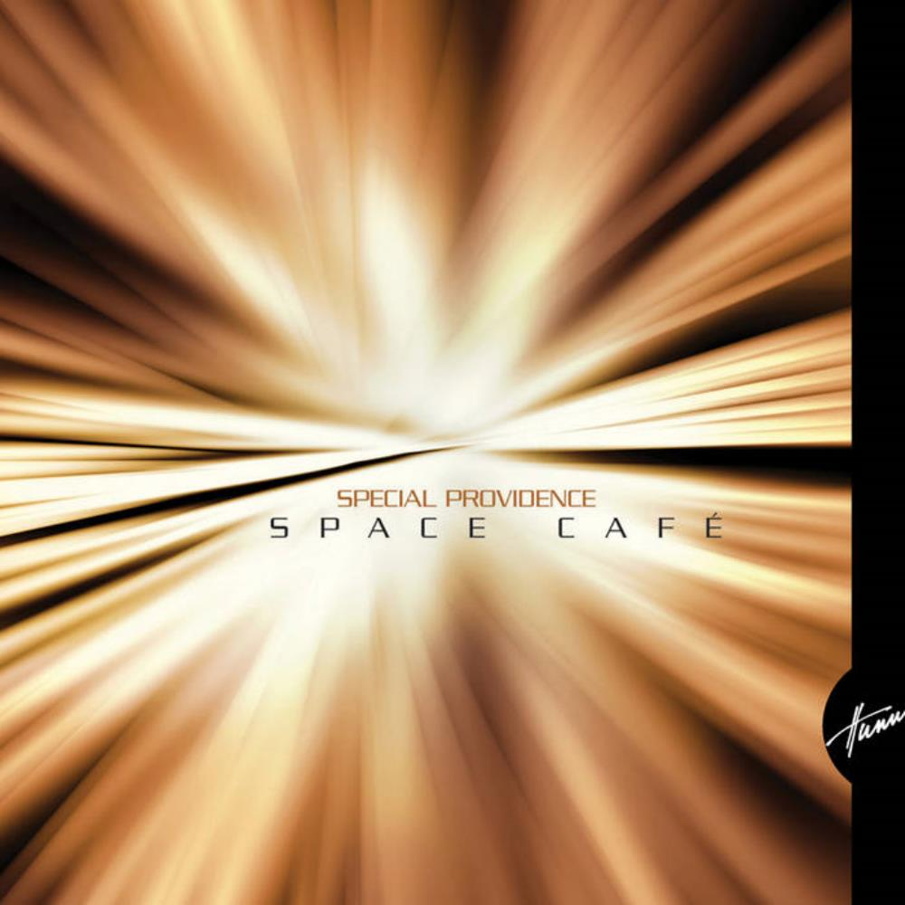 Space Café by SPECIAL PROVIDENCE album cover