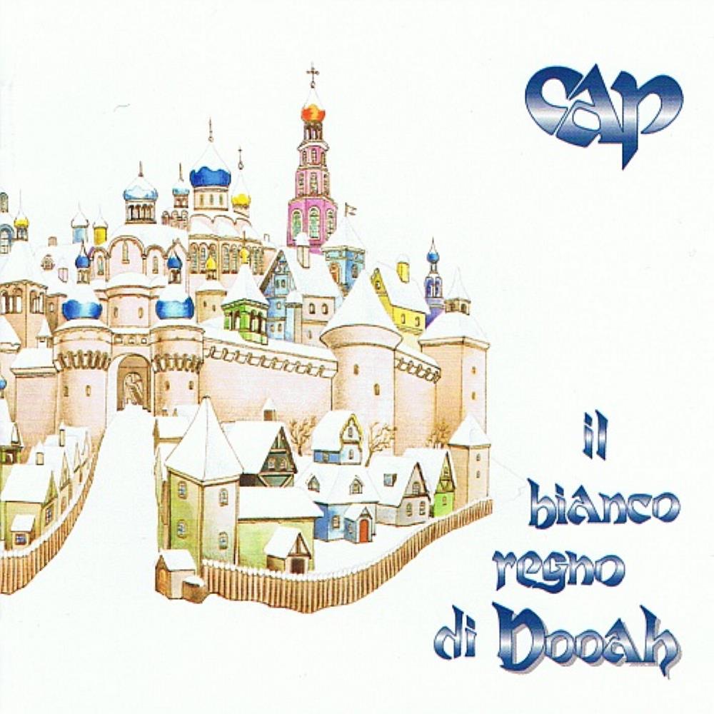 Il Bianco Regno Di Dooah by CONSORZIO ACQUA POTABILE album cover