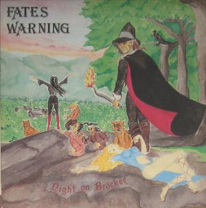 Fates Warning Night On Br�cken album cover
