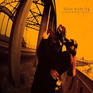 Fates Warning - Disconnected CD (album) cover