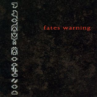 Fates Warning Inside Out  album cover