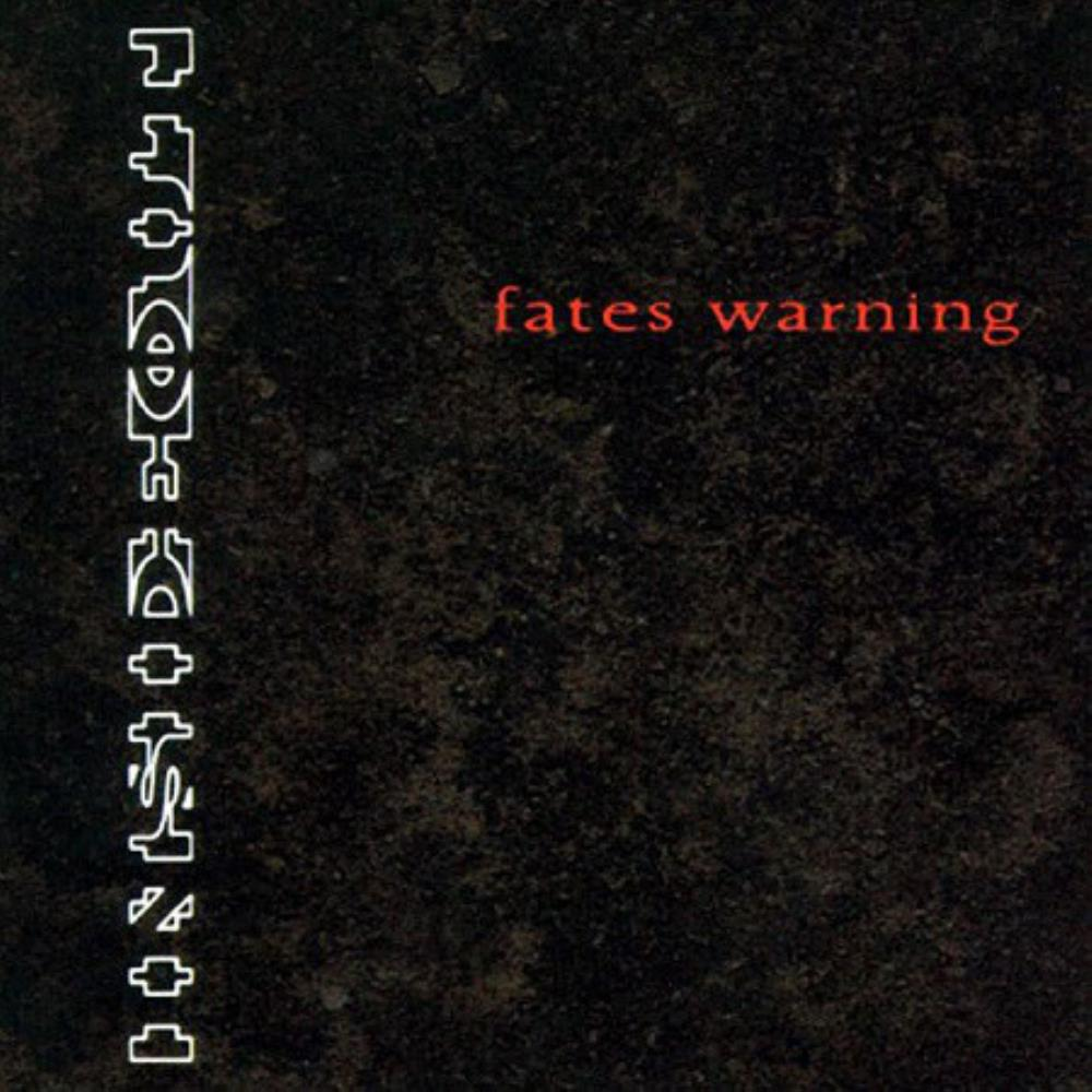Inside Out by FATES WARNING album cover