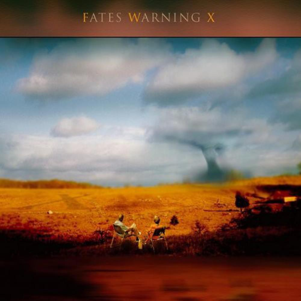 Fates Warning FWX album cover