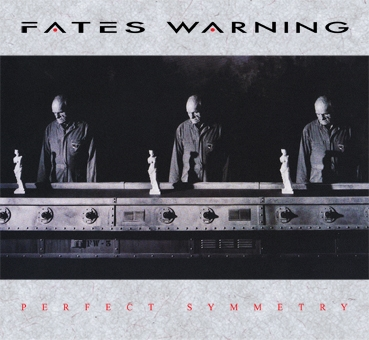 Fates Warning - Perfect Symmetry  CD (album) cover