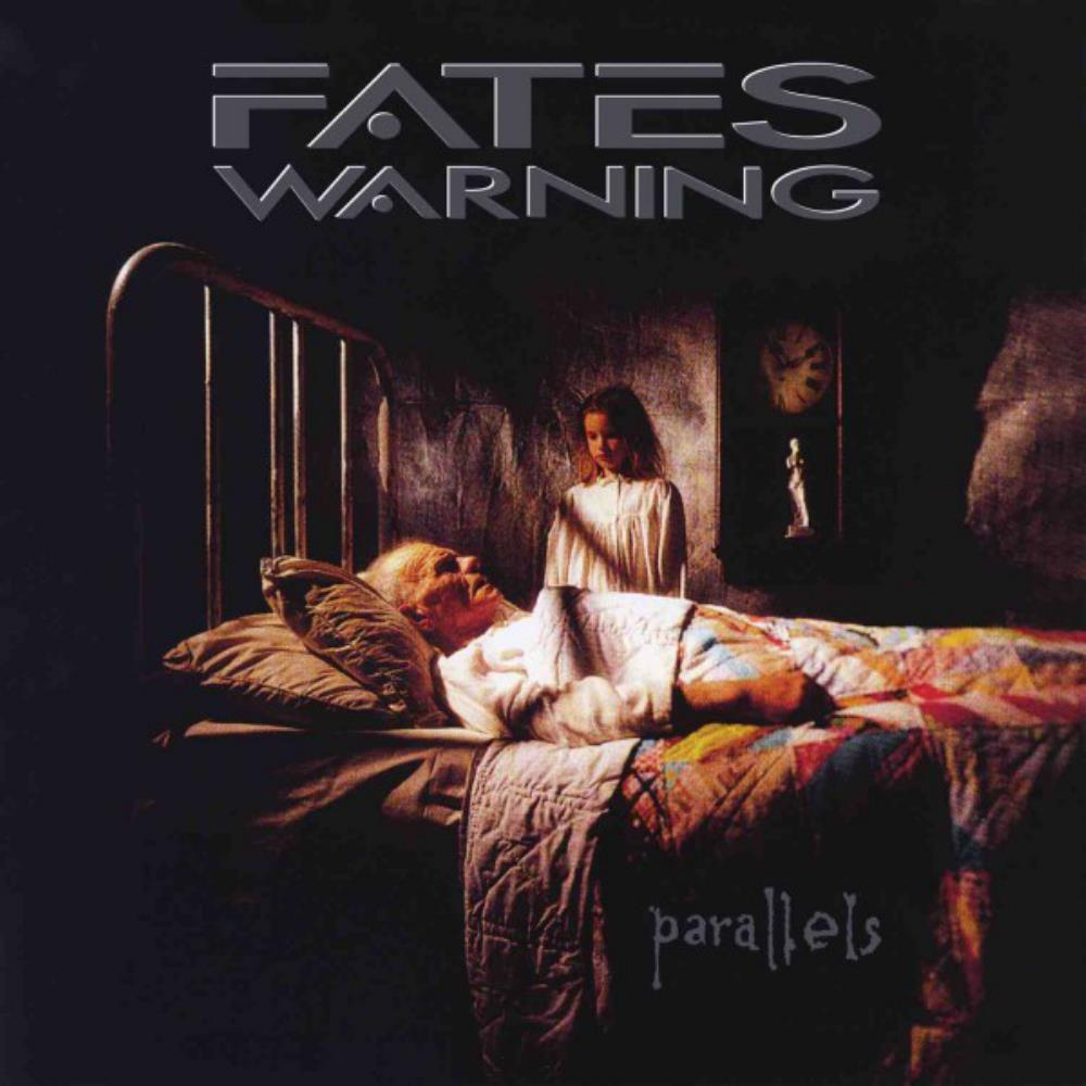 Parallels by FATES WARNING album cover