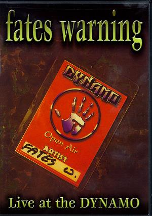 Fates Warning Live at the Dynamo album cover