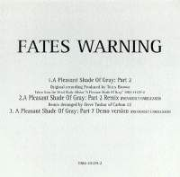 Fates Warning A Pleasant Shade Of Gray: Part II album cover