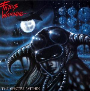 Fates Warning - The Spectre Within  CD (album) cover