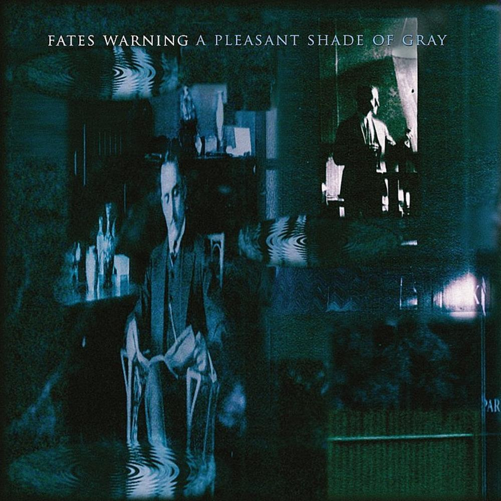 Fates Warning - A Pleasant Shade Of Gray CD (album) cover