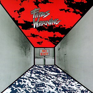 Fates Warning - No Exit  CD (album) cover