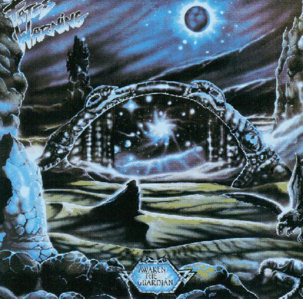 Awaken The Guardian by FATES WARNING album cover