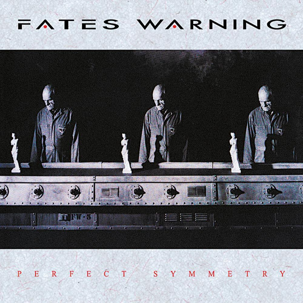 Perfect Symmetry by FATES WARNING album cover