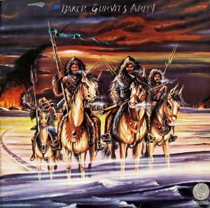 Baker Gurvitz Army by BAKER GURVITZ ARMY album cover