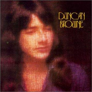 Duncan Browne by BROWNE, DUNCAN album cover