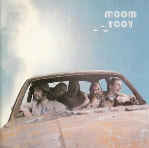 Moom - Toot CD (album) cover