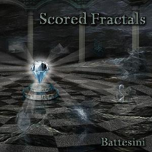 Scored Fractals by BATTESINI, SAULO album cover