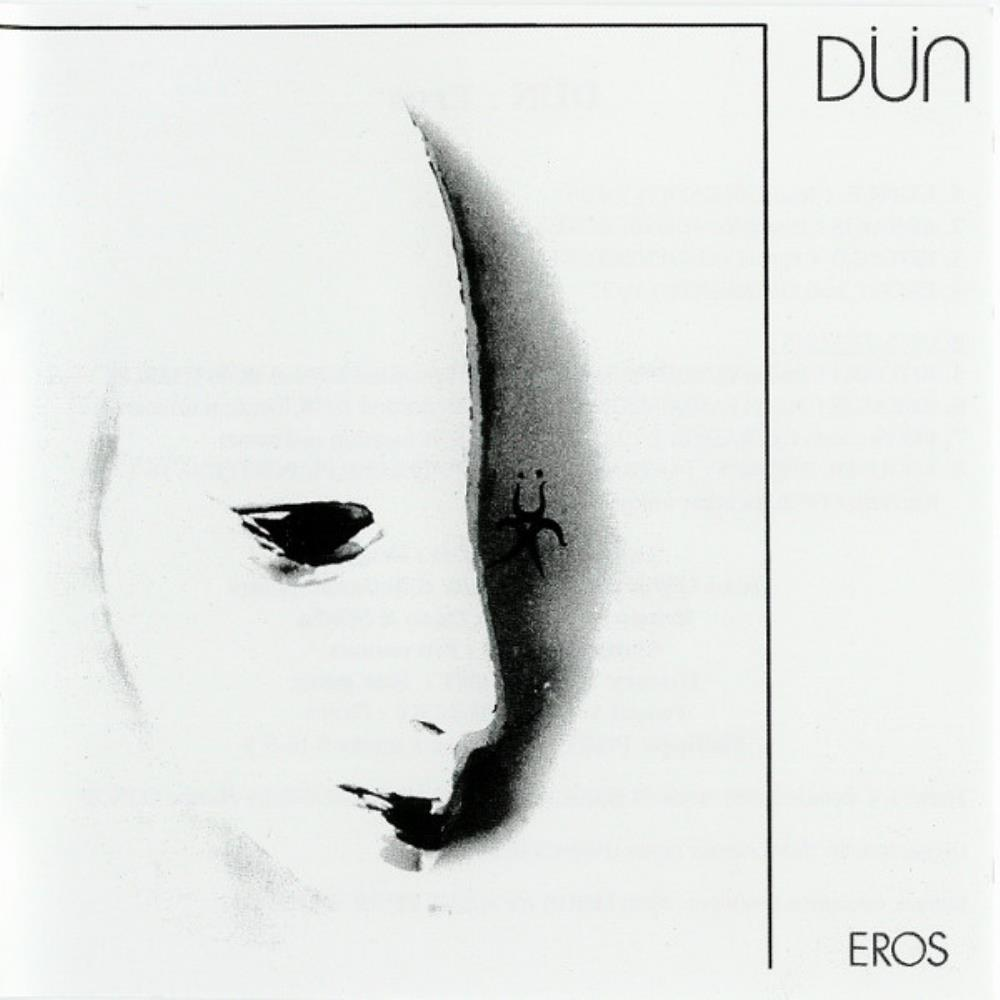 Dün - Eros CD (album) cover