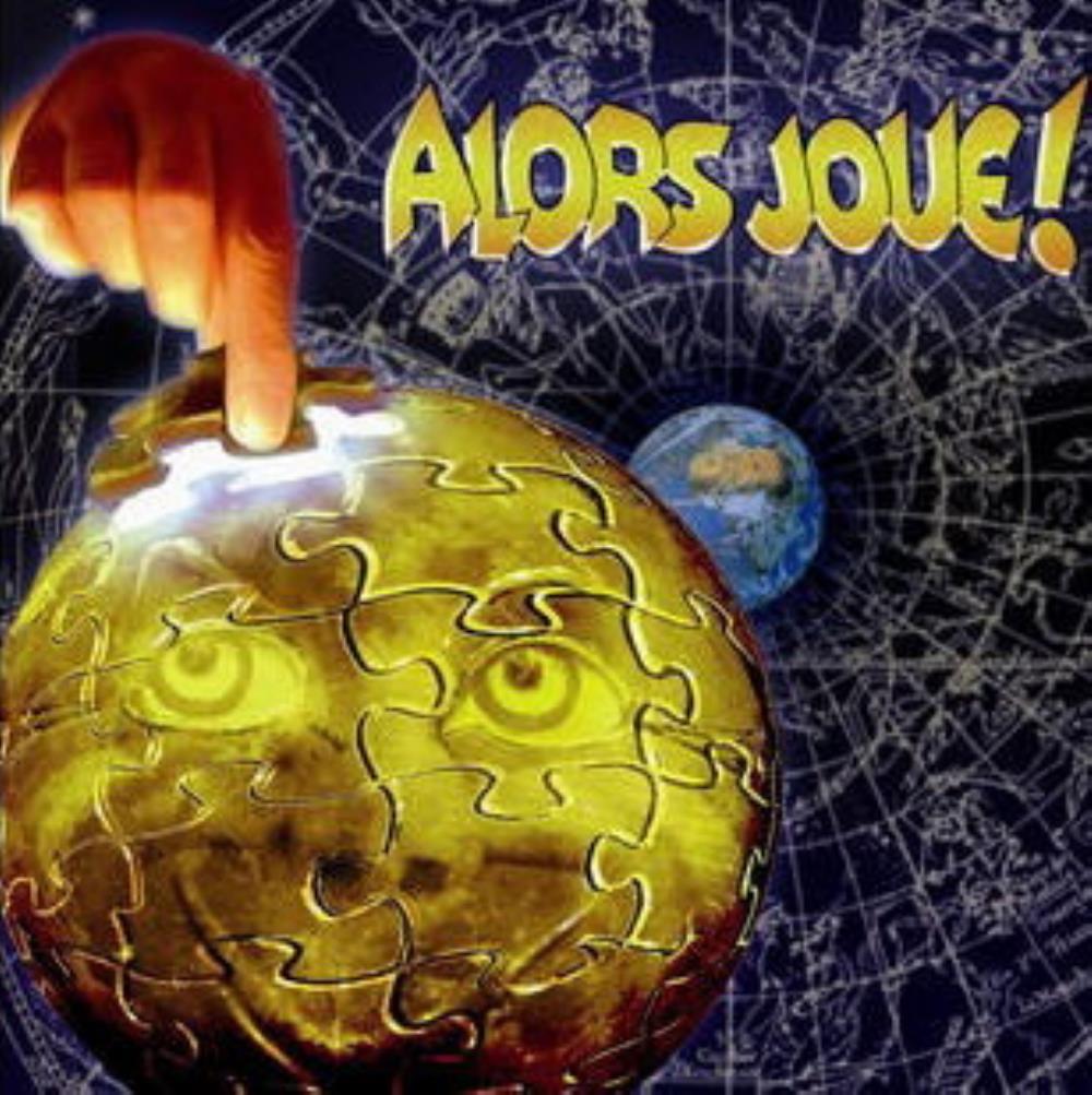 Alors Joue! by GENS DE LA LUNE album cover