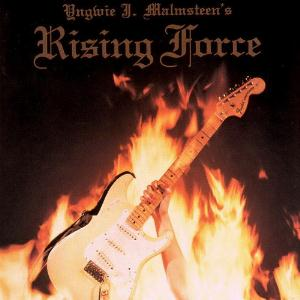 Yngwie Malmsteen - Rising Force CD (album) cover