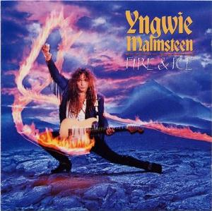 Yngwie Malmsteen Fire & Ice album cover