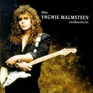Yngwie Malmsteen The Yngwie Malmsteen Collection album cover