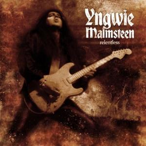 Yngwie Malmsteen Relentless album cover