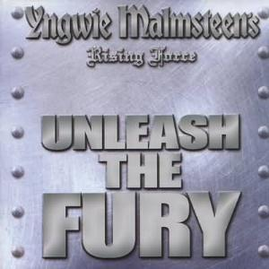 Yngwie Malmsteen Unleash the Fury album cover