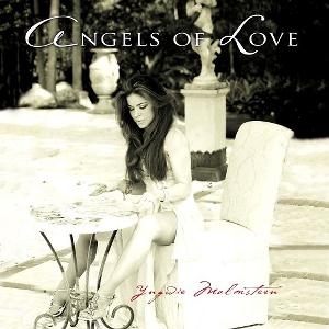 Yngwie Malmsteen Angels Of Love album cover