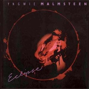 Yngwie Malmsteen Eclipse album cover