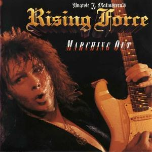 Marching Out by MALMSTEEN, YNGWIE album cover