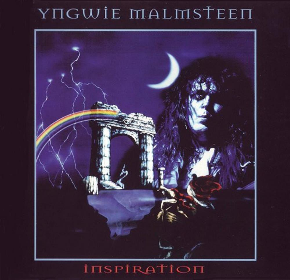 Inspiration by MALMSTEEN, YNGWIE album cover