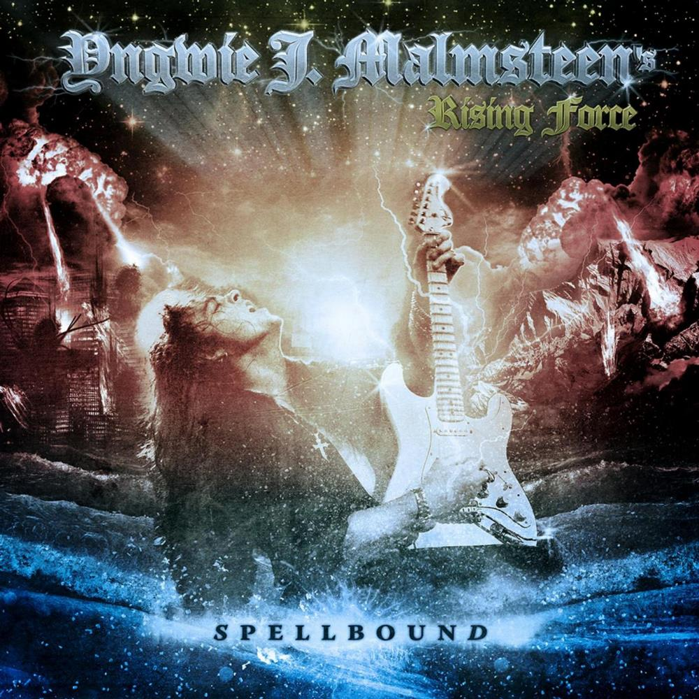 Yngwie Malmsteen Rising Force: Spellbound album cover