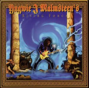 Yngwie Malmsteen Alchemy album cover