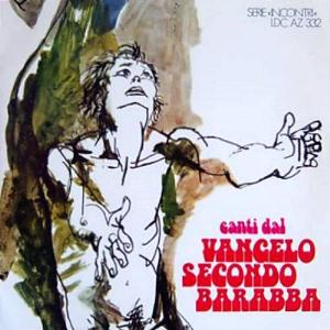 Canti del Vangelo Secondo Barabba by BARABBA album cover