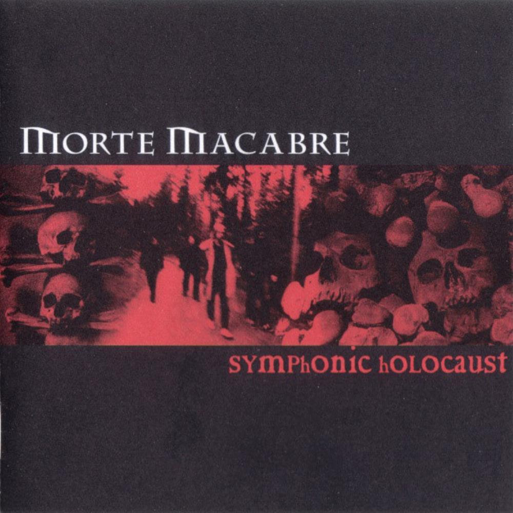 Morte Macabre - Symphonic Holocaust CD (album) cover