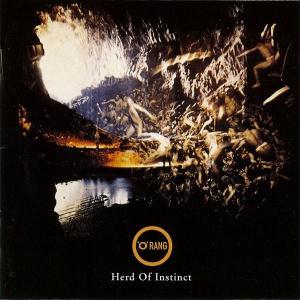 Herd Of Instinct by O.RANG (.O.RANG) album cover