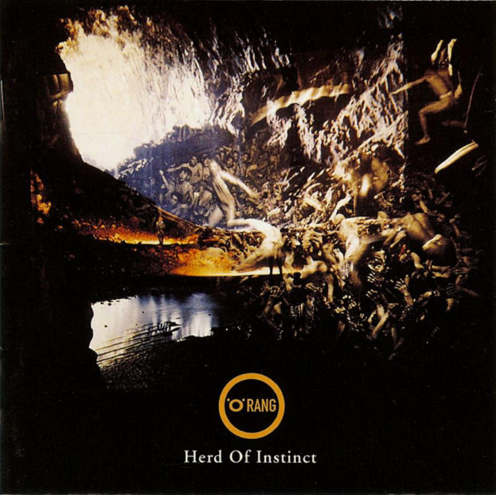 Herd Of Instinct by O.RANG (.O.RANG) album cover