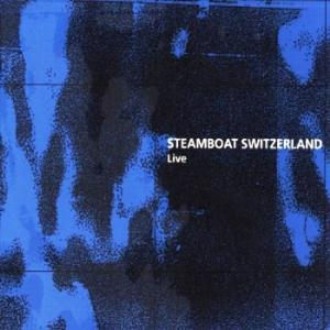 Steamboat Switzerland Live album cover