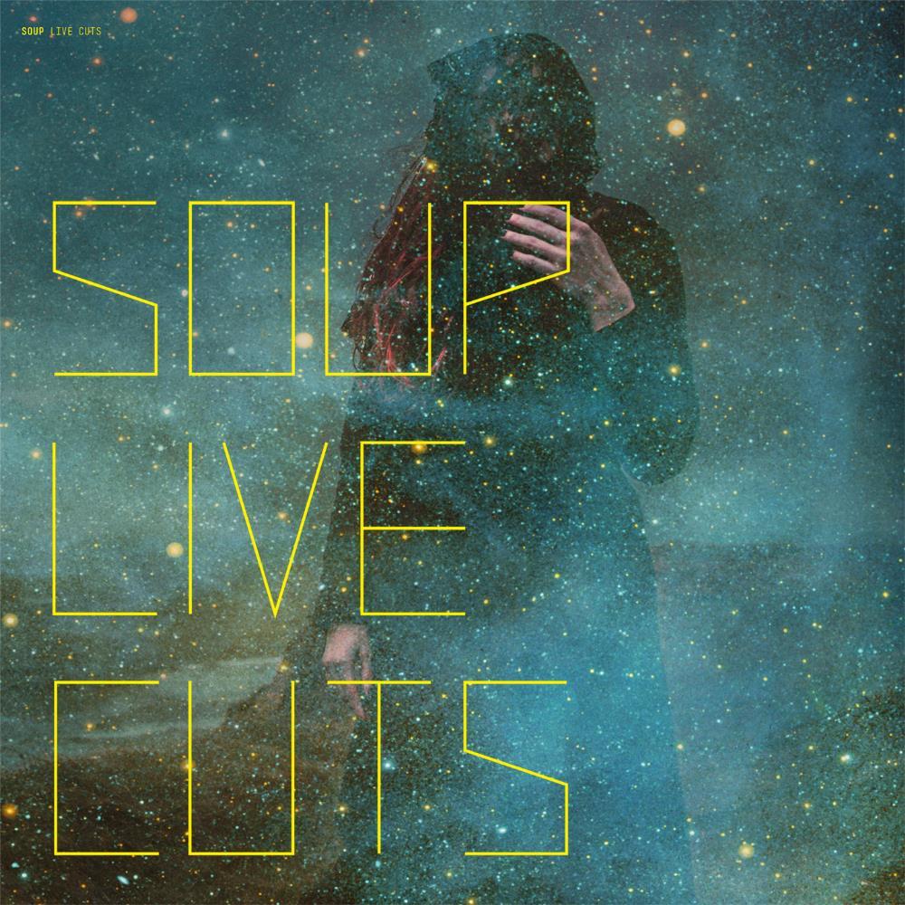 Live Cuts by Soup album rcover