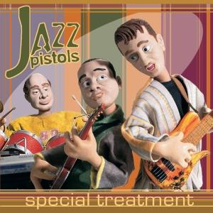 Jazz Pistols Special Treatment album cover